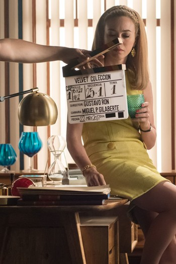 Making of con Marta Hazas - VelvetColeccion