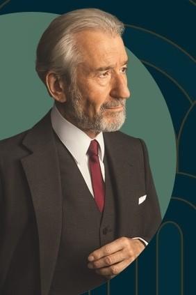 Don Emilio interpretado por José Sacristán - Velvet Colección